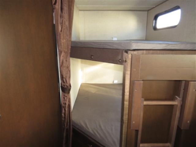 New 2015 Forest River Grey Wolf 26DBH Travel Trailer For Sale